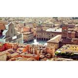 Participation au voyage à Bologne de la licence Pro MPCIG 2020 ACPT 1